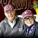 """Mel and Marilyn Hawkrigg – McMaster's remarkable """"co-chancellors"""""""